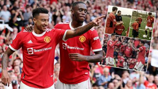 'Dream big' - Lingard shares awesome Ronaldo then & now image showing duo some 18 years apart   Goal.com