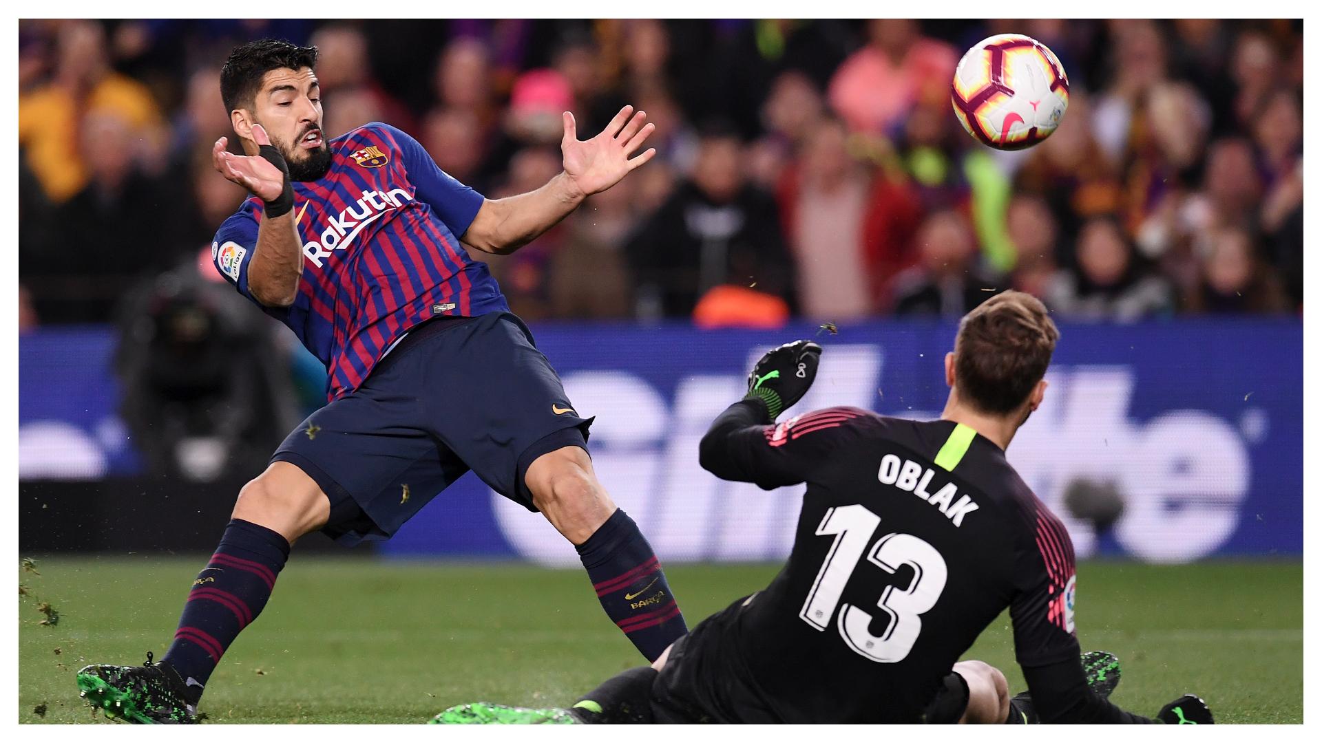 نتيجة بحث الصور عن موعد مباراة برشلونة واتلتيكو مدريد goal
