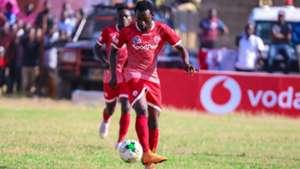 Ibrahim Ajibu of Simba SC.