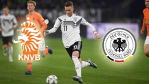 live deutschland holland