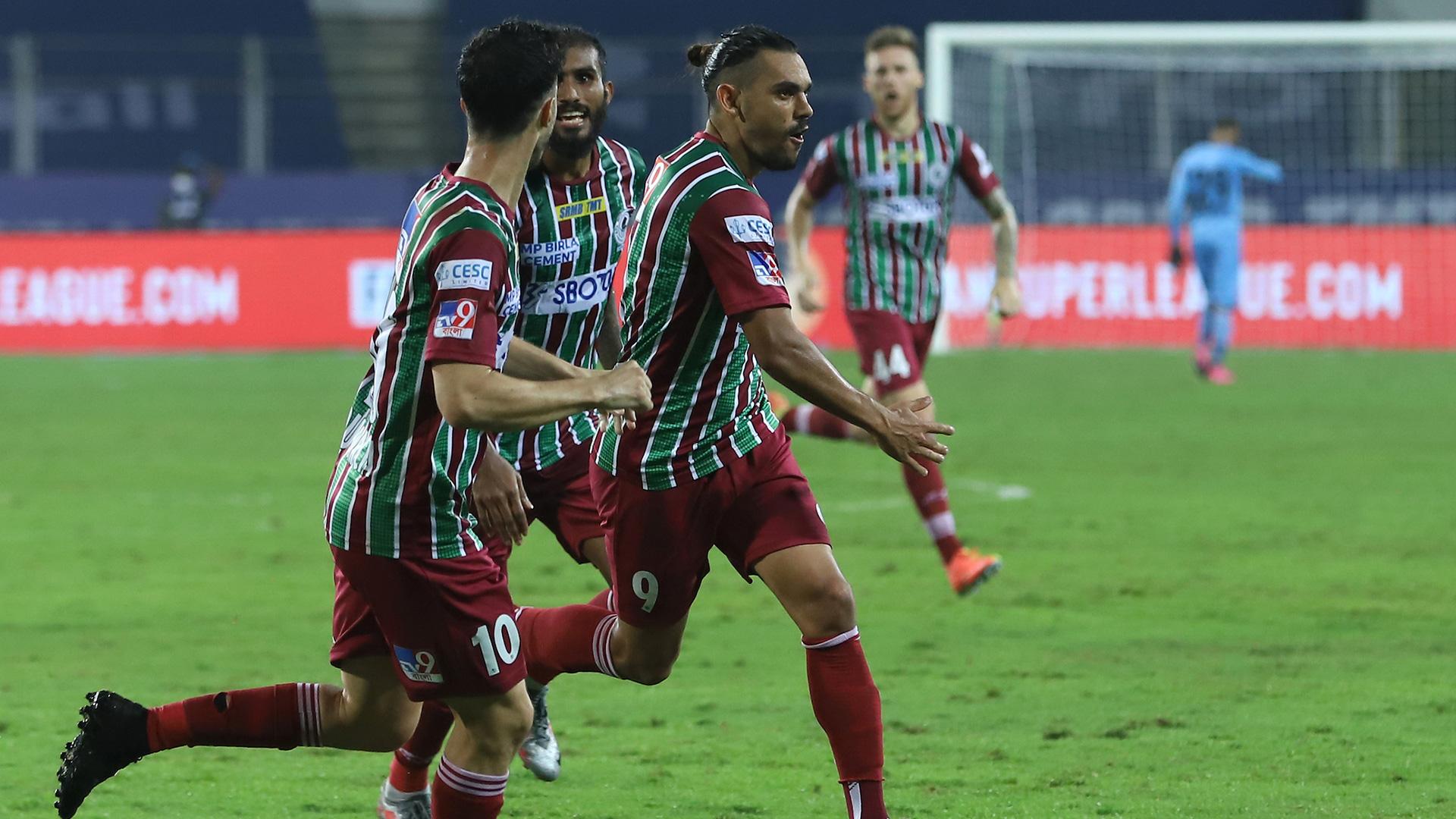 ATK Mohun Bagan 1-0 Bengaluru: David Williams stunner ends Blues' unbeaten run