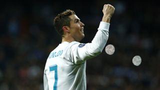 Cristiano Ronaldo Real Madrid PSG Champions League 14022018