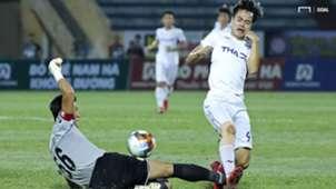Nam Dinh vs HAGL   Vietnamese National Cup 2020