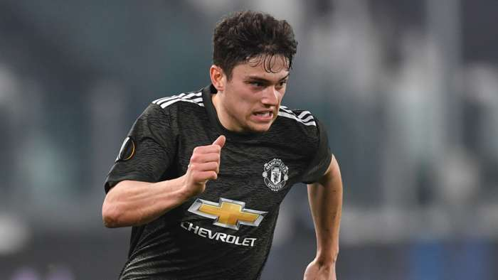 Daniel James Manchester United 2020-21