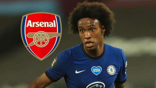 Willian dice adiós al Chelsea y se acerca al Arsenal: Otro jugador por el que suspiró el Barcelona | Goal.com