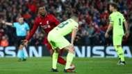 Georginio Wijnaldum Jordi Alba Liverpool Barcelona UCL 07052019