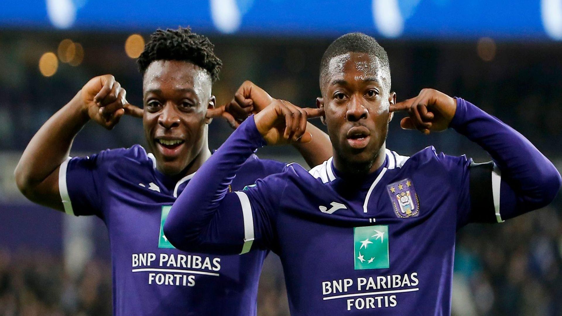 Netherlands starlet Brobbey and Belgium prodigy Doku among seven Ghana targets