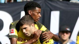 Isak Pulisic Dortmund