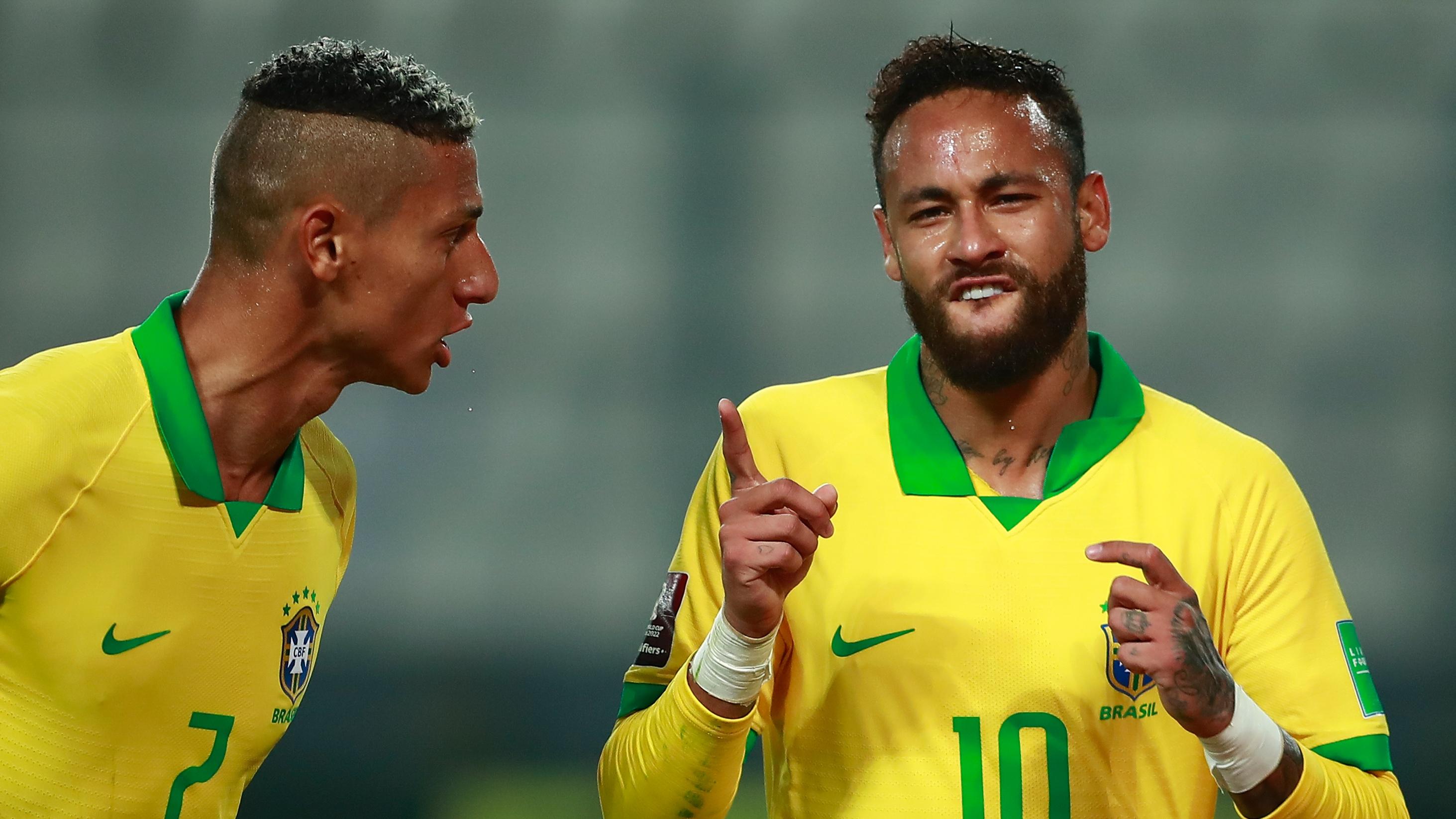 Neymar surpasses Ronaldo as Brazil's second-highest goalscorer | Goal.com