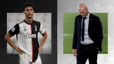 Ronaldo Zidane GFX