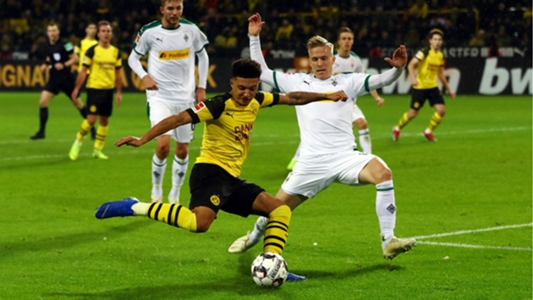 Gladbach Gegen Dortmund 2021