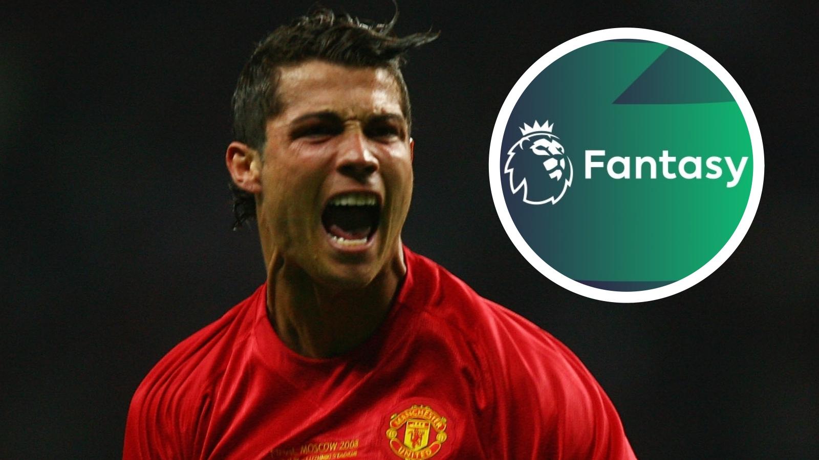 Cristiano Ronaldo Fantasy quay lại MU