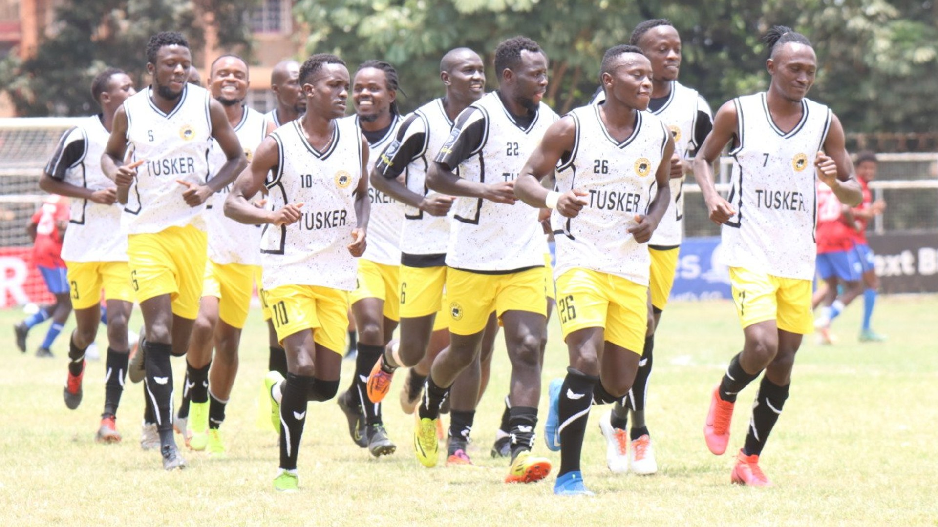 Caf Champions League: Predicting the Tusker XI to take on Zamalek