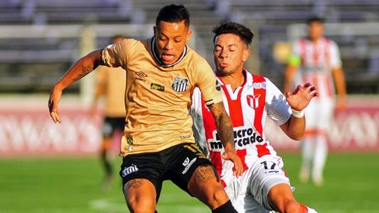 Orinho Mauro da Luz River Plate Montevideo Santos Sudamericana 12022019