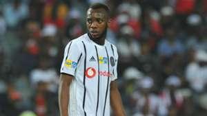 Out-of-favour Orlando Pirates striker Shonga needs to be competitive - Mokwena