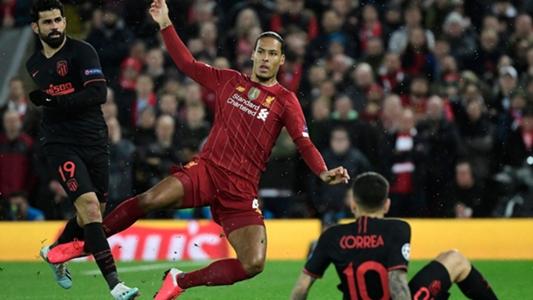 Liverpool Gegen AtlГ©tico Madrid