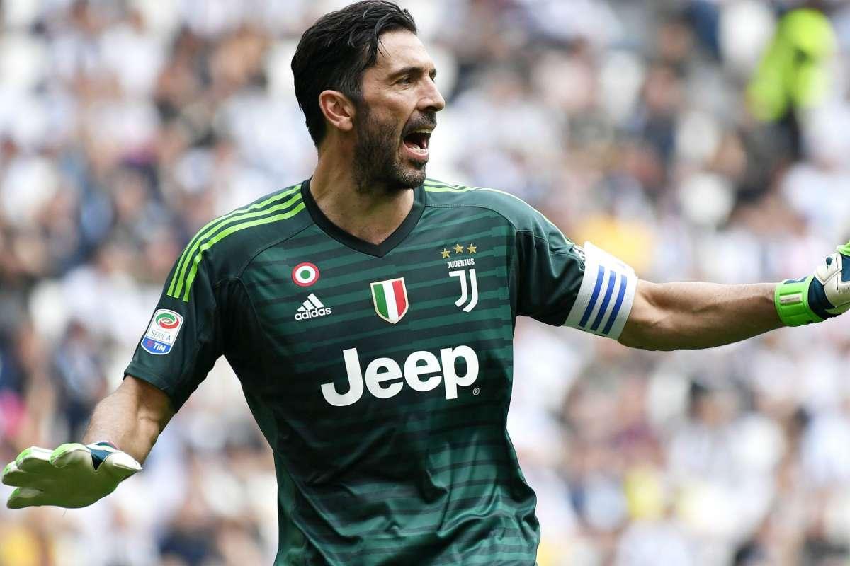 Gianluigi Buffon joins Juventus: Veteran goalkeeper completes sensational  return to Serie A champions on one-year contract | Goal.com