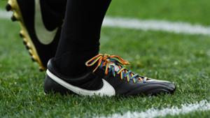 Rainbow laces Premier League