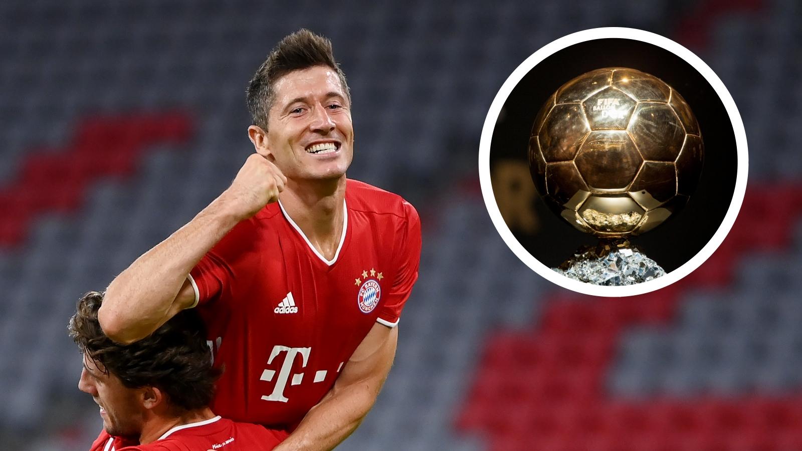 Lewandowski should start a petition over Ballon d'Or cancellation - Ferdinand