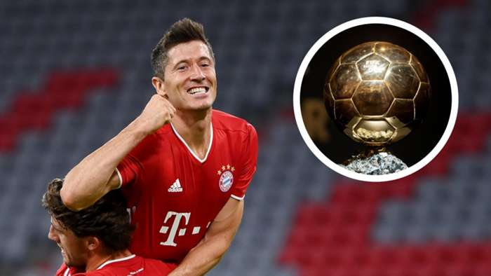 Robert Lewandowksi/Ballon d'Or 2019-20