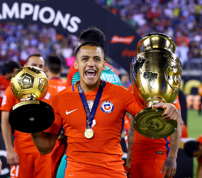 Las finales de Alexis Sánchez: ¿cuántas ganó y cuáles perdió? | Goal.com