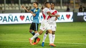 L'Uruguay s'impose en amical