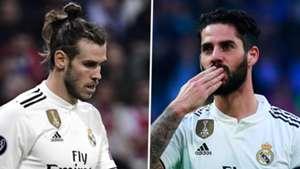 Gareth Bale, Isco split, Real Madrid