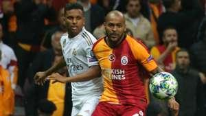Rodrygo seguiu à risca ordens de Zidane contra o Galatasaray; veja