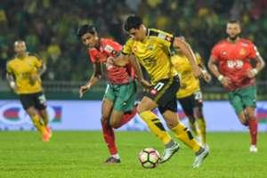 Abdul Halim Saari Kedah Yashir Pinto Perak Malaysia FA Cup 11032017