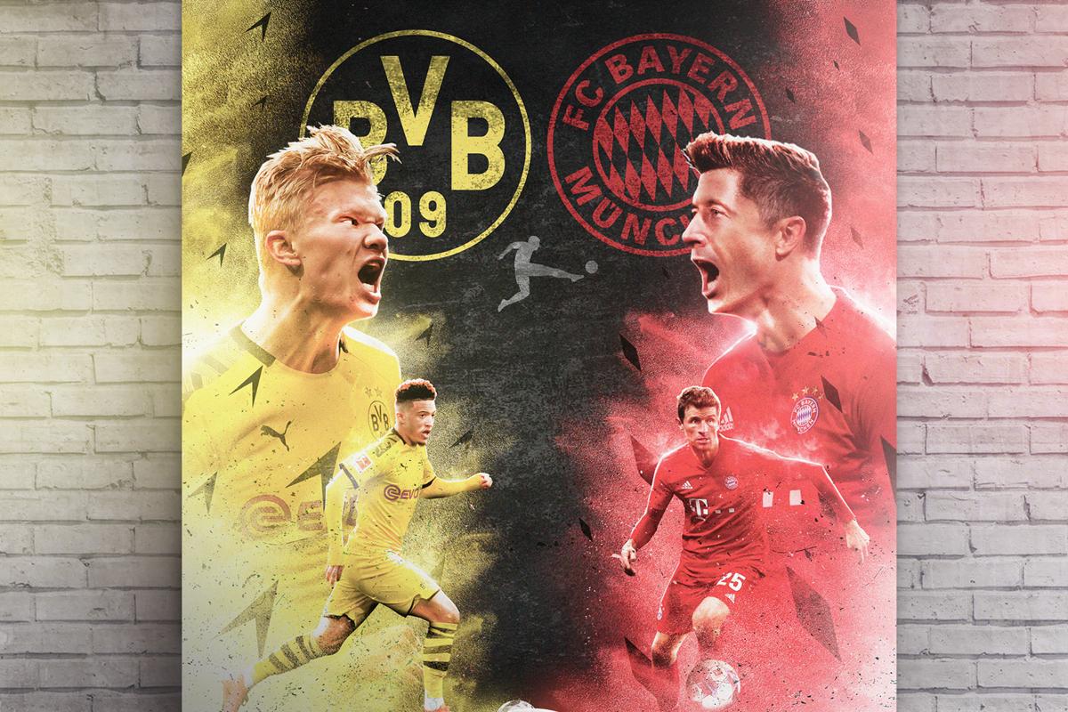 Dortmund desperate to keep Bundesliga title race alive as Bayern arrive for Der Klassiker | Goal.com