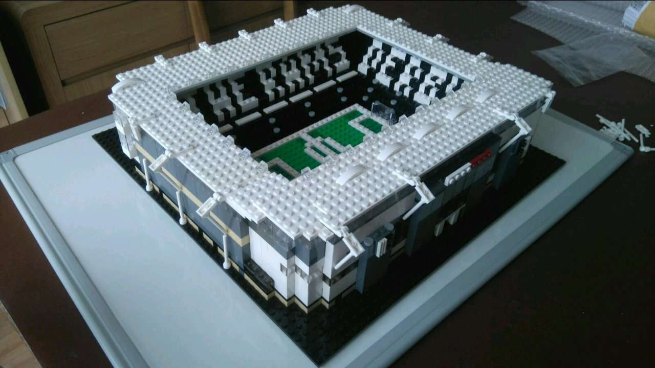 england s most iconic stadiums recreated in lego goal com goal com