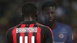 Tiemoue Bakayoko AC Milan Chelsea 2018