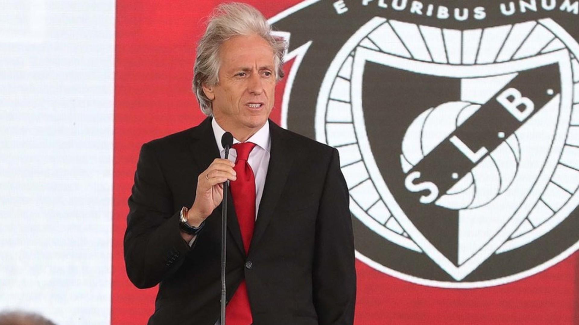 Benfica de Jorge Jesus sonha com a Champions League, mas sofre com maldição  histórica | Goal.com