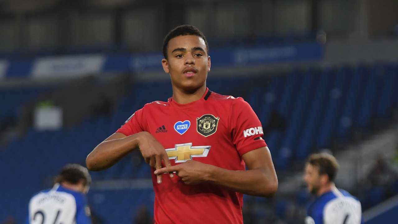 Greenwood Manchester United 2020