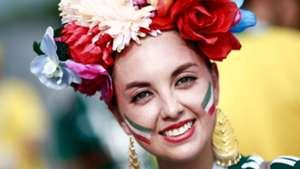 美女サポワールドカップ_ブラジルvsメキシコ_メキシコ1