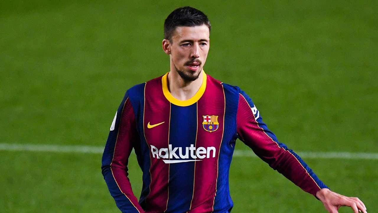 Clement Lenglet Barcelona 2020-21