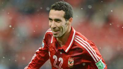Mohamed Aboutrika Al Ahly