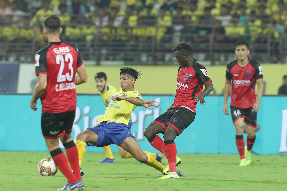 Sahal Abdul Samad Kerala Blasters