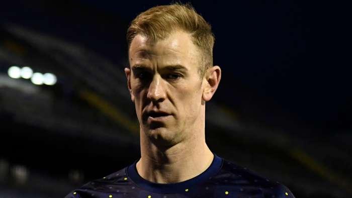 Joe Hart Tottenham 2020-21