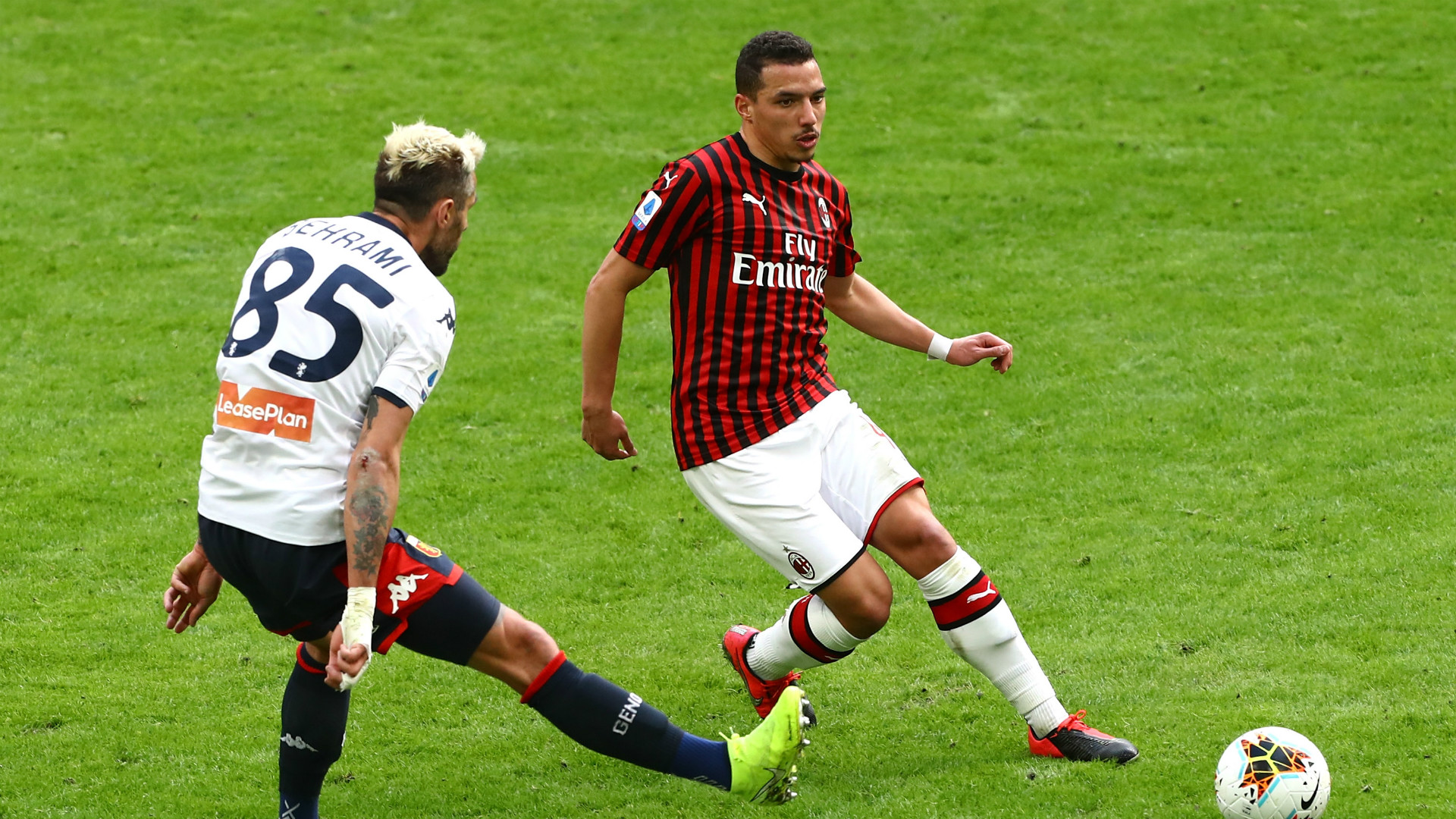 'You are at the heart of everything' - Bennacer on playing Pirlo's Regista role at AC Milan