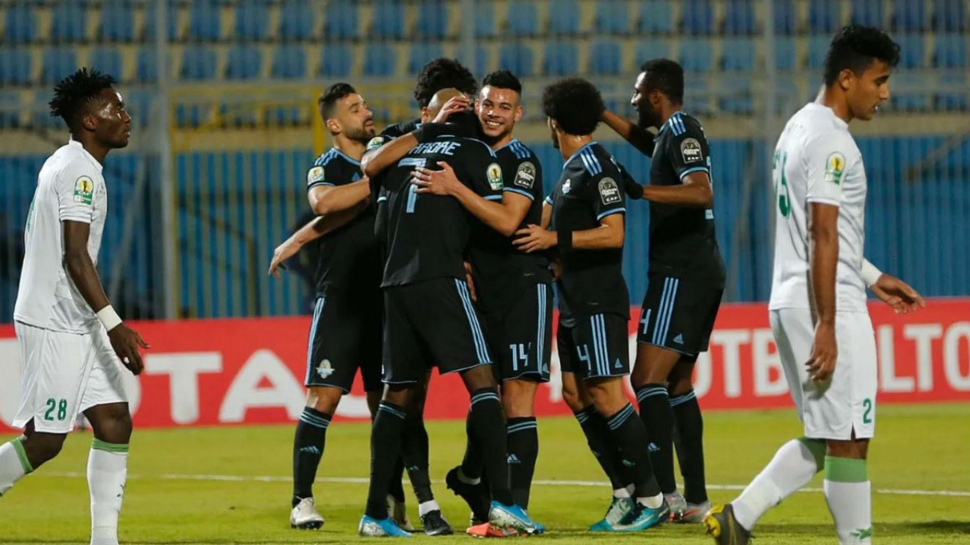 Watch Pyramids qualify despite home defeat to Zanaco