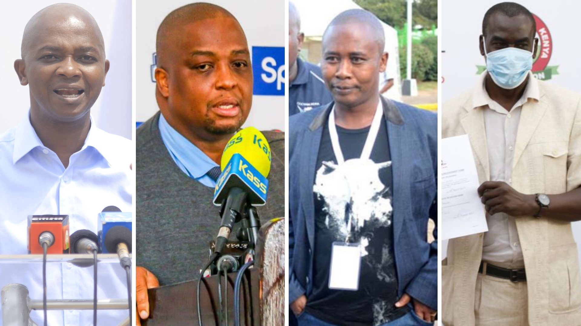 FKF Elections: Board clears four aspirants to battle Mwendwa for top seat