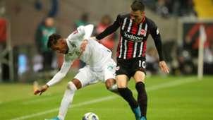 Filip Kostic Eintracht Frankfurt Werder Bremen 06102019