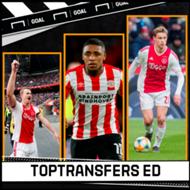 ONLY GOAL NETHERLANDS Duurste transfers ED