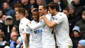Swansea Manchester City Gylfi Sigurdsson