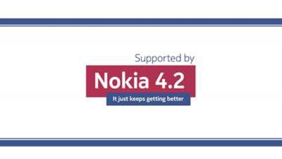 Nokia Mobile Brand slide