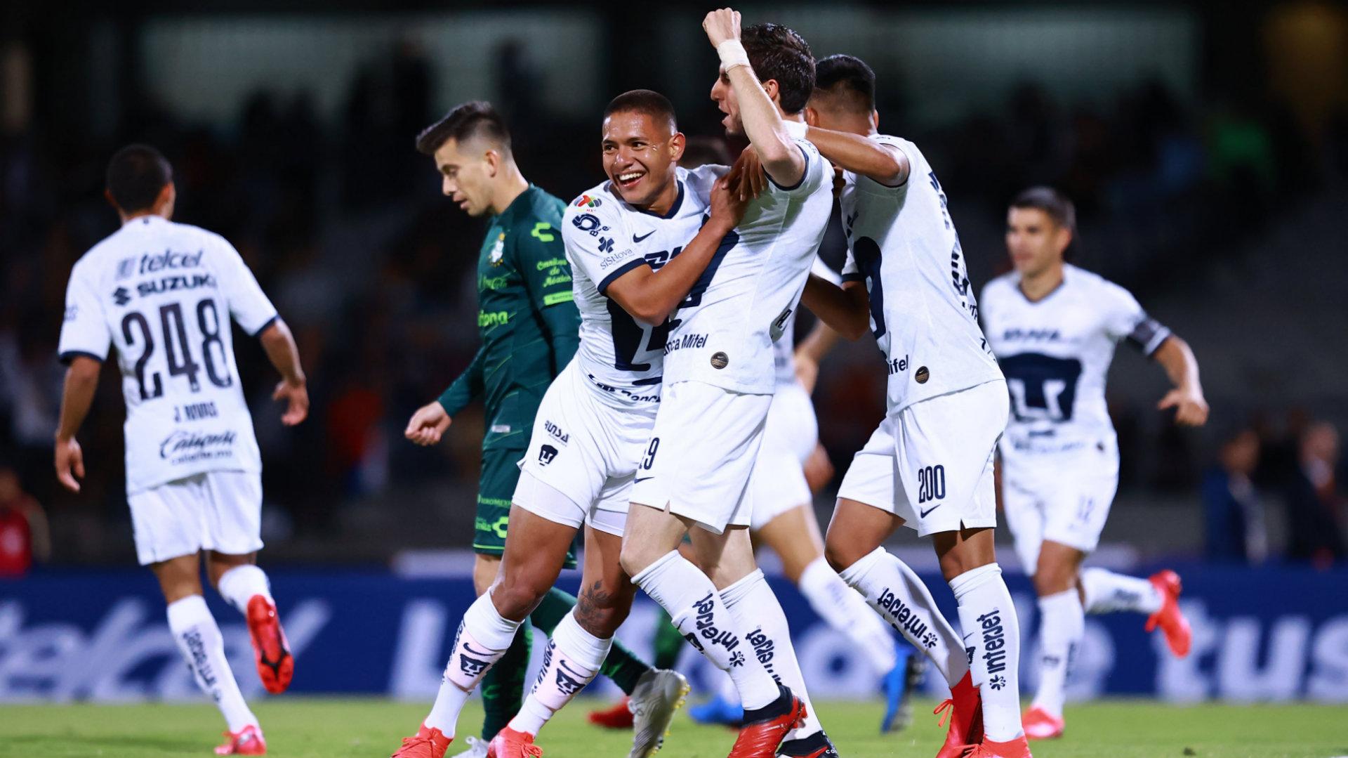 Busca Pumas alargar invicto y retener el Superliderato — Liga MX