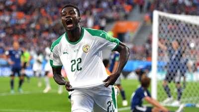 Moussa Wague of Senegal  Russia World Cup June 24, 2018