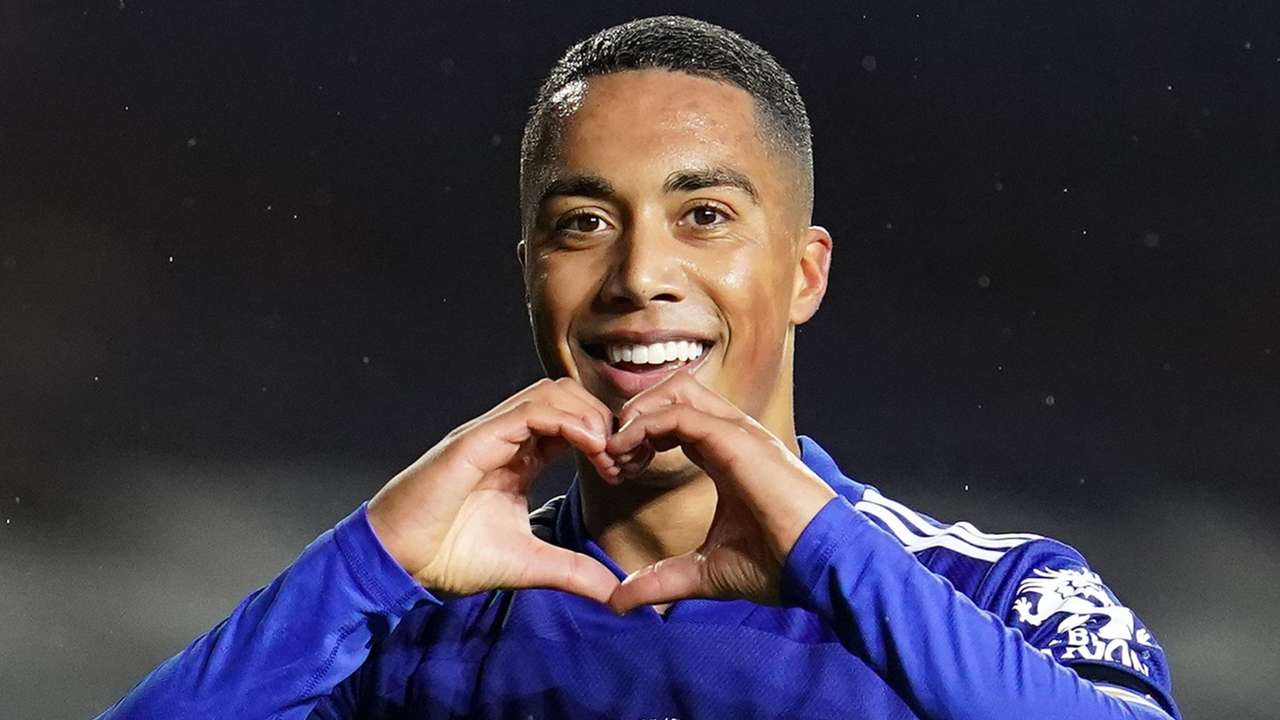Youri Tielemans, Leicester 2020-21
