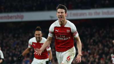 Laurent Koscielny Arsenal Premier League Team of the Week 20012019